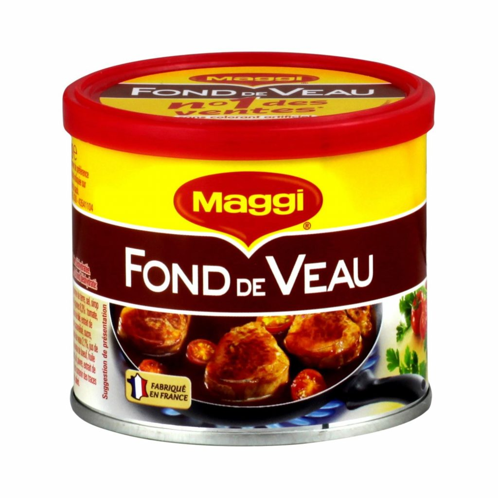 French Veal Sauce Stock - My French Grocery