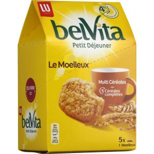 French Biscuit Breakfast Belvita by LU My French grocery