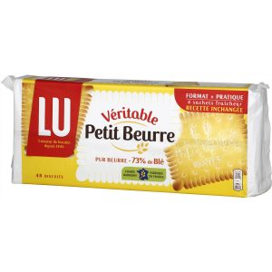 """French Biscuit """"Petit beurre"""" by LU"""