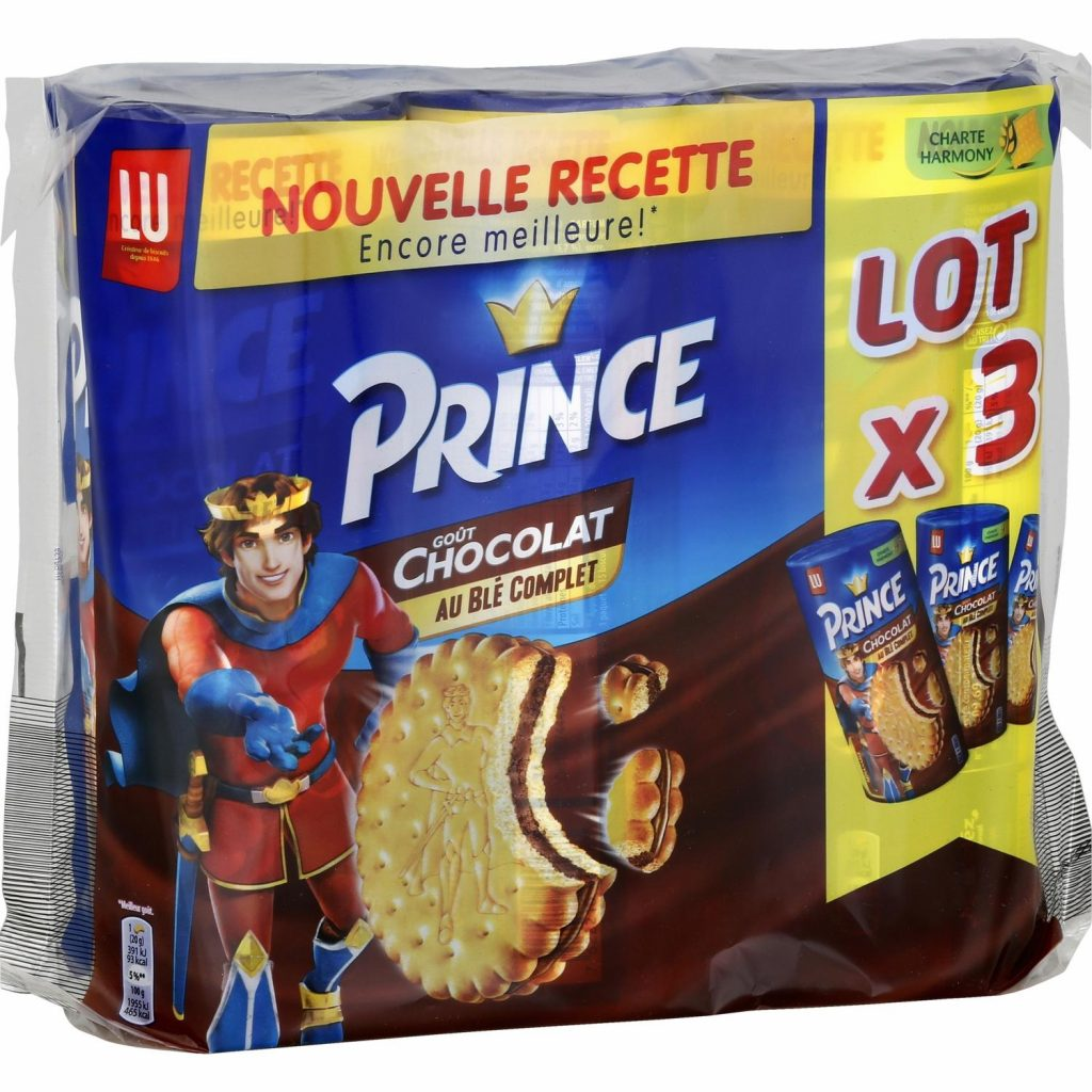 """French Biscuit """"Prince de Lu"""" by LU My French grocery"""