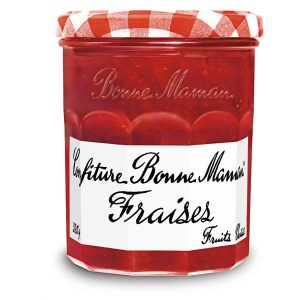 French Strawberry Jam - My French Grocery