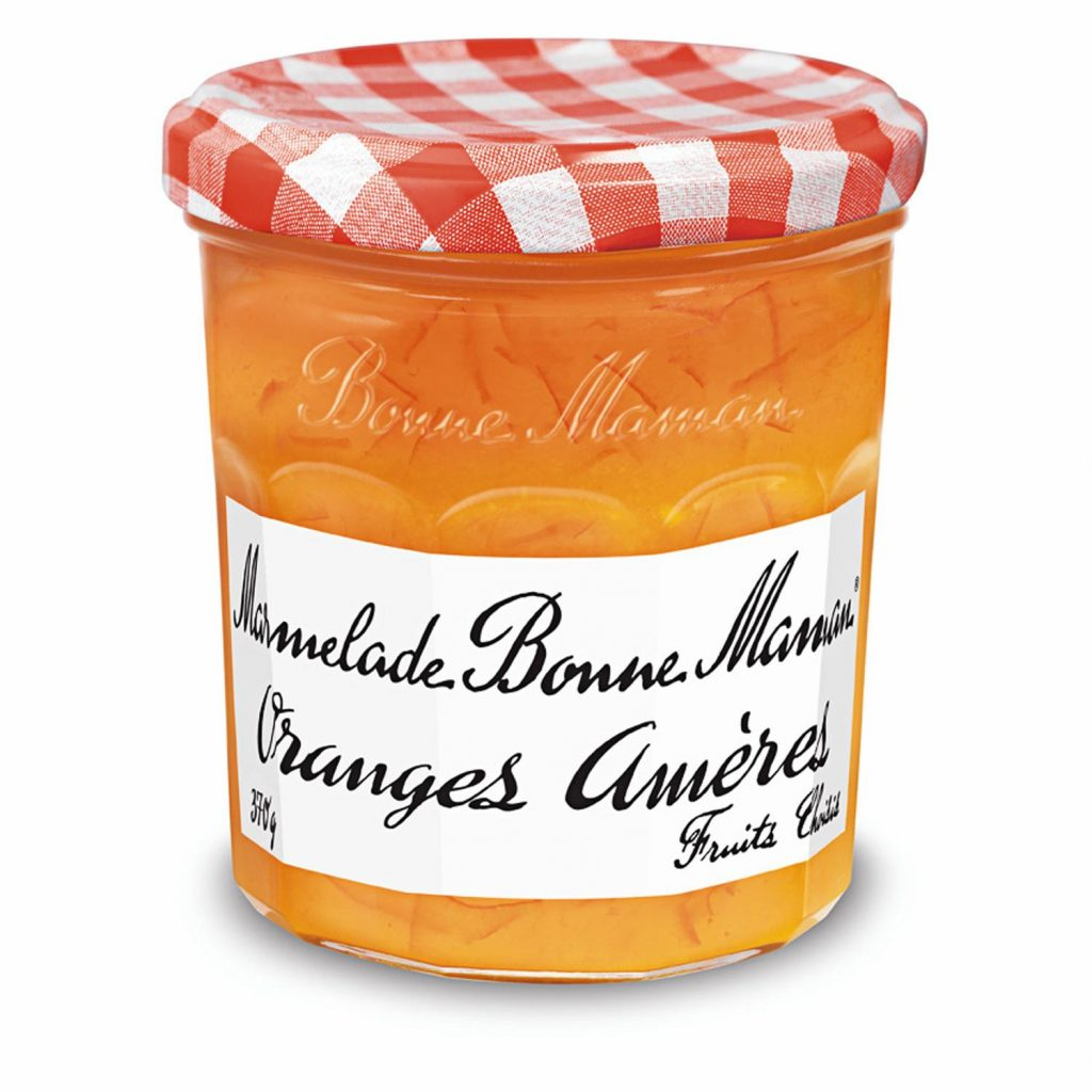 French Orange Jam - My French Grocery