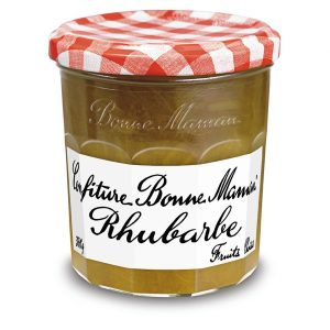 French Rhubarb Jam - My French Grocery