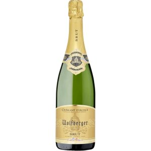 sparking wine Crémant d'alsace - My french Grocery