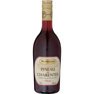 French Aperitif Pineau Rouge - My French Grocery