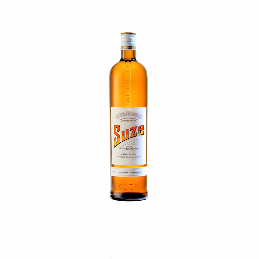 French Aperitif Suze- My French Grocery