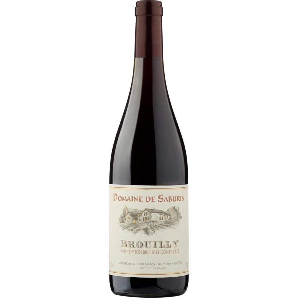 French red wine - My french Grocery - BROUILLY