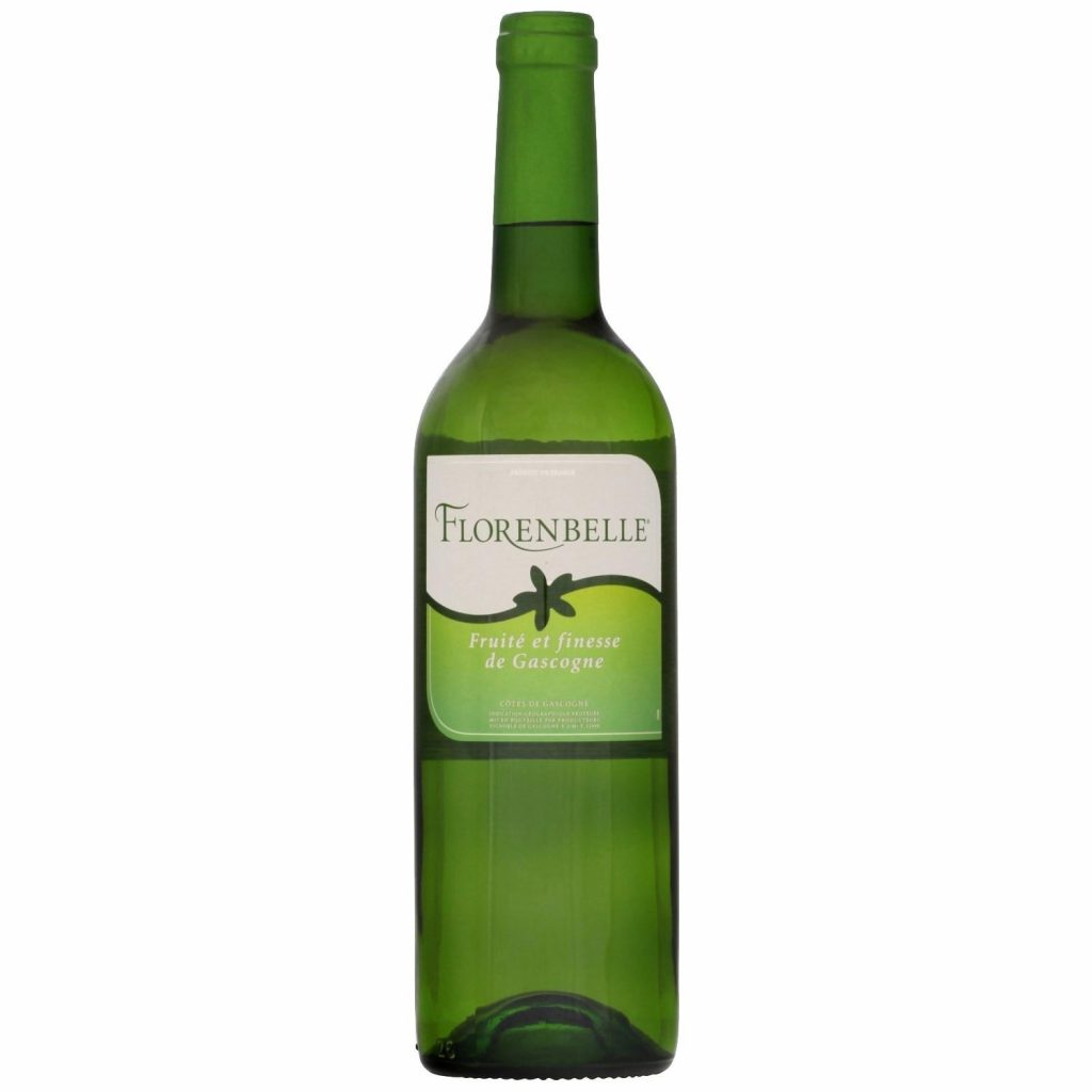 French white wine - My french Grocery - FLORENBELLE