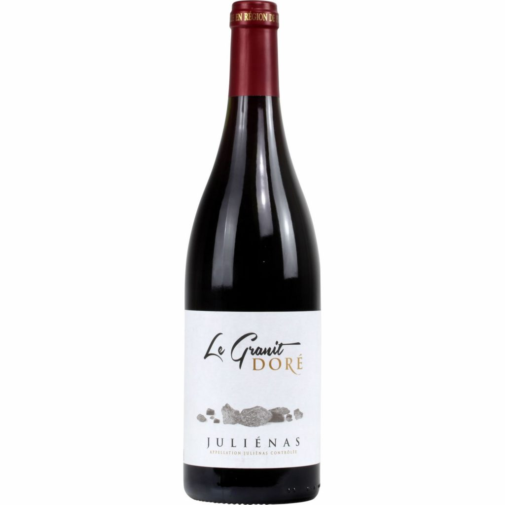 French red wine - My french Grocery - JULIENAS