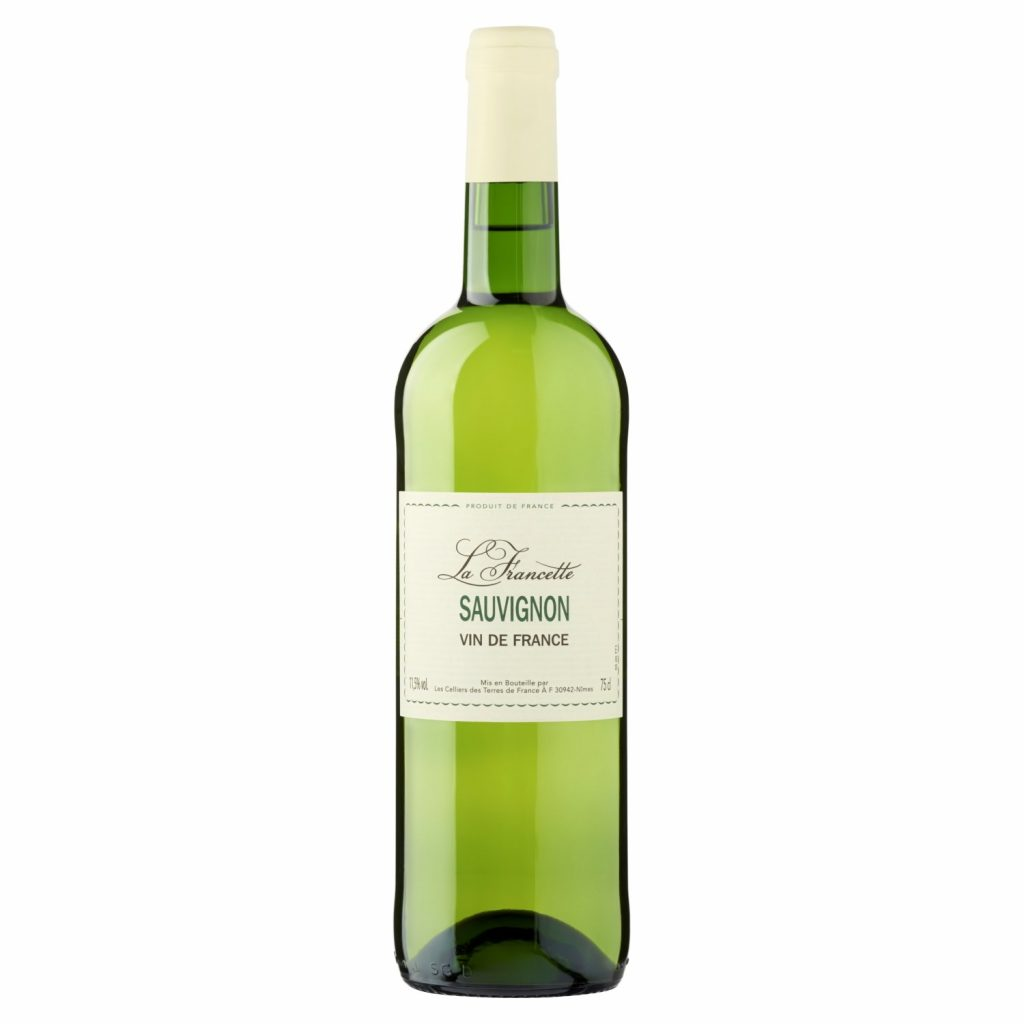 French white wine - My french Grocery - SAUVIGNON