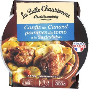 Duck Confit with Potatoes La Belle Chaurienne - My French Grocery