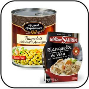 Organic Tinned Products & Ready Meals