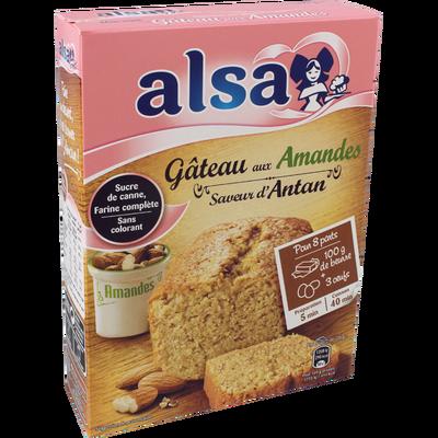 Alsa Traditional Almond Cake Mix