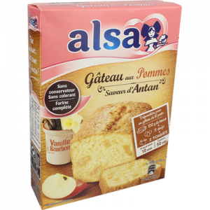 Alsa Traditional Apple Cake Mix