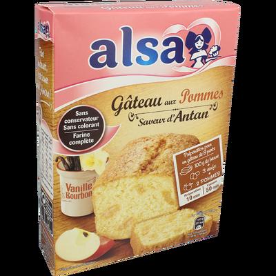 Alsa Traditional Apple Cake Mix