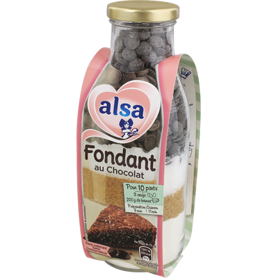 Alsa Chocolate Fondant Mix