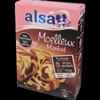 Alsa Marble Chocolate Cake Mix