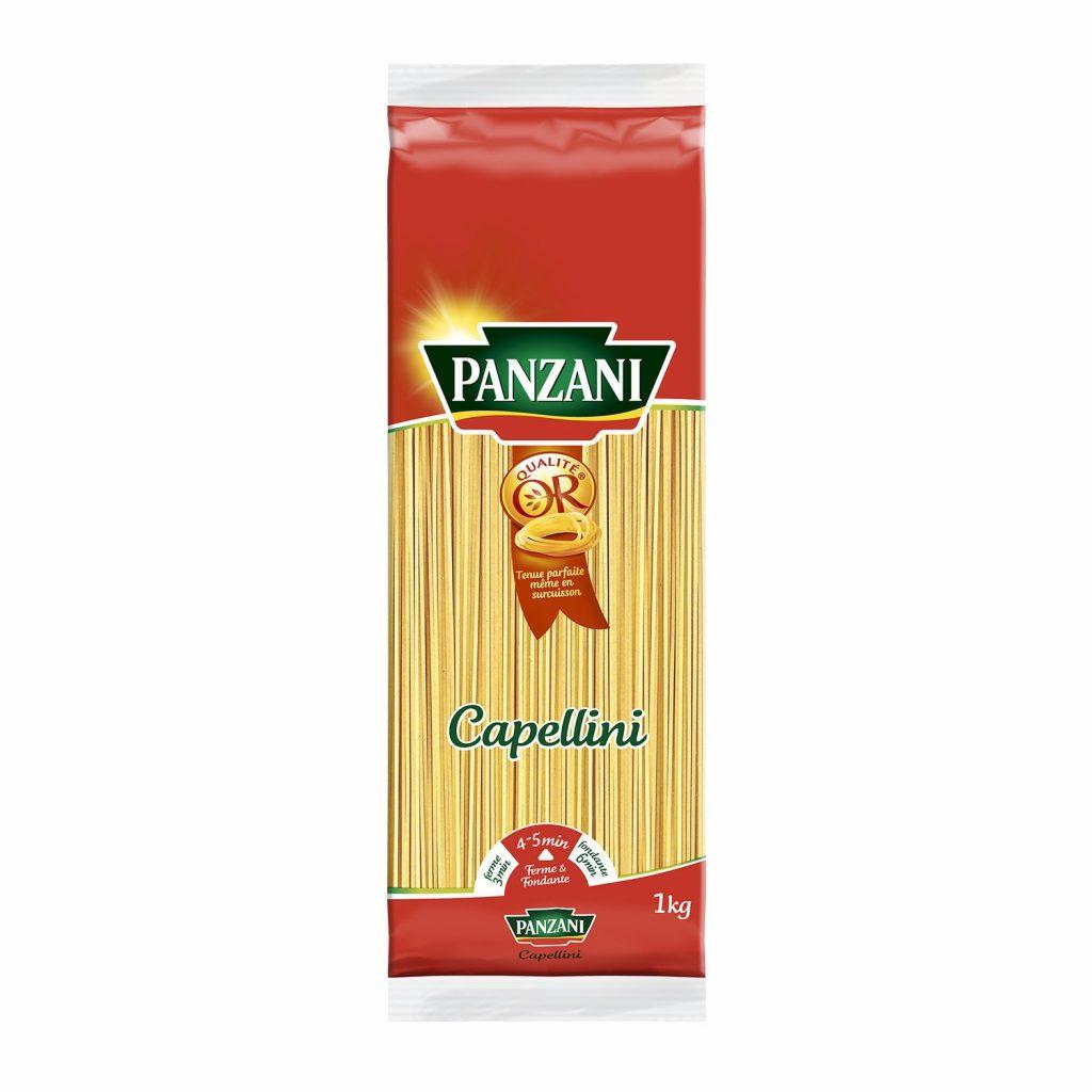 Pasta Capellini Panzani