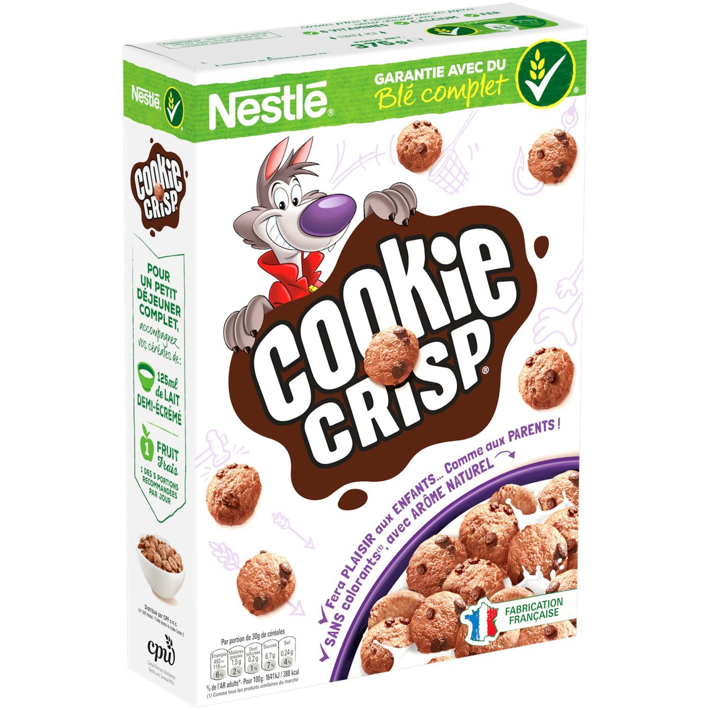 Cookie Crisp Chocolate Cereals