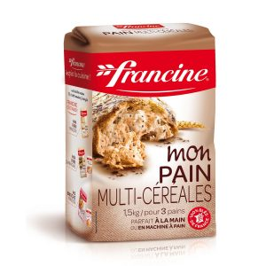 Multi-Grain Bread Mix Francine