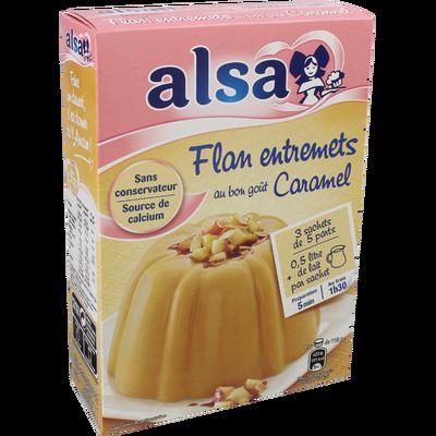 Alsa Caramel Flan Mix