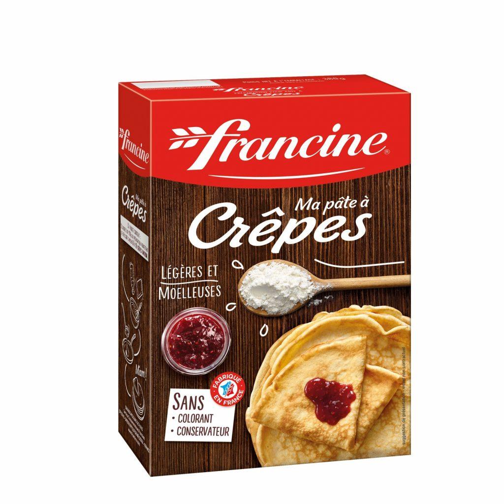 Pancake Batter Mix Francine