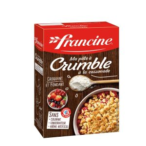 Crumble Batter Mix Francine