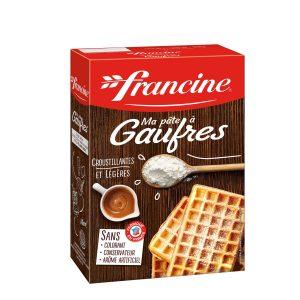 Waffle Batter Mix Francine