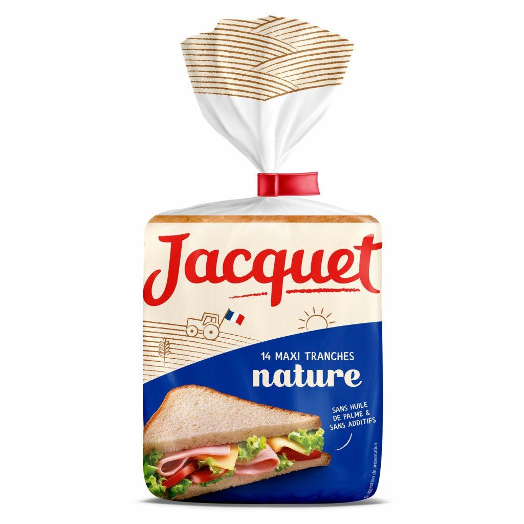 Soft Bread Jacquet - Big Slices