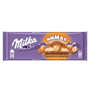 Chocolate Hazelnuts & Toffee Milka