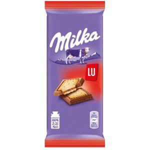 Milk & Biscuit Chocolate Milka X2