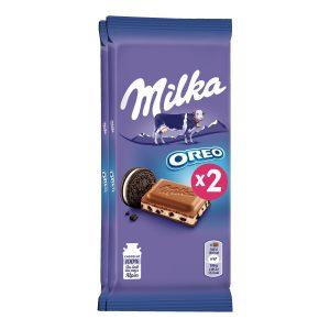 "Milk & Toffee ""Oreo"" Chocolate Milka X2"