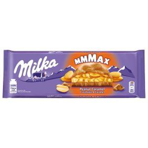 Chocolate Peanuts & Toffee Milka