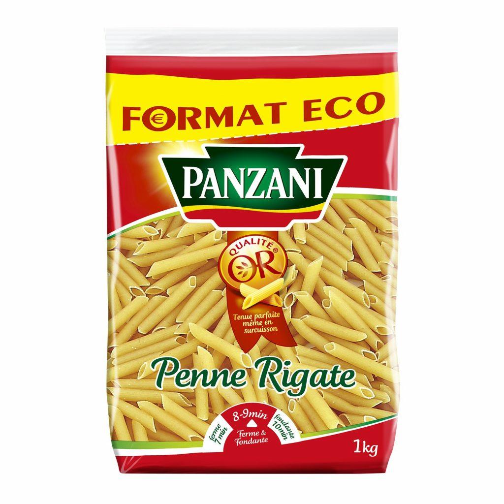 Pasta Penne Rigatte Panzani