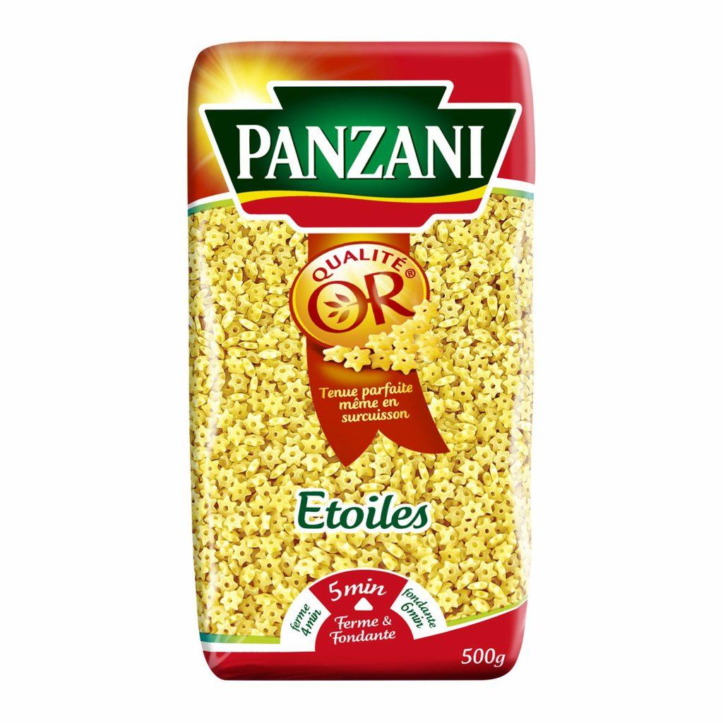 Pasta Stars Panzani