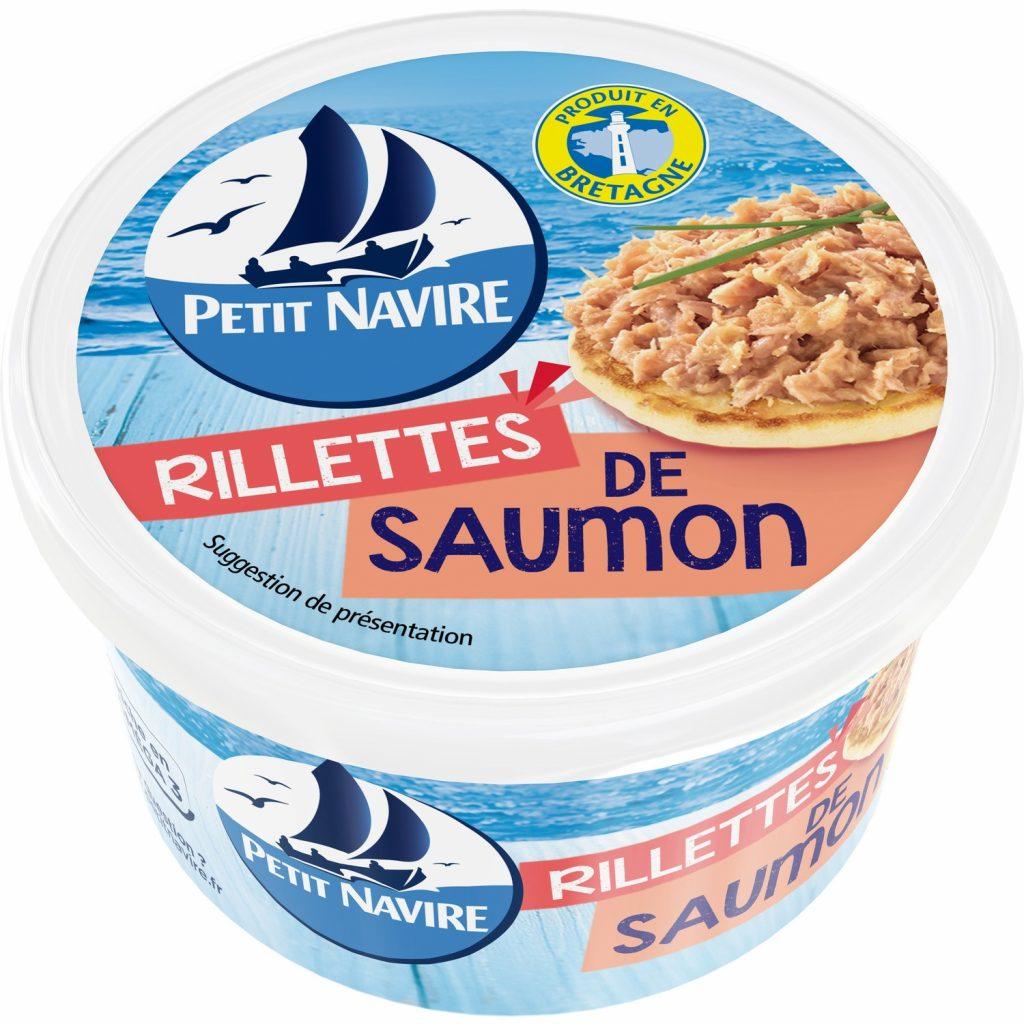 Salmon Rillettes Petit Navire