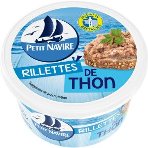 Tuna Rillettes Petit Navire