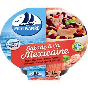 """Mexican"" Tuna Salad Petit Navire"