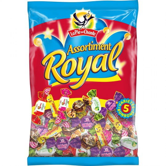 "Candies ""Assortiment Royal"" La Pie Qui Chante"