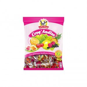 "Candies ""Croq'Andise"" La Pie Qui Chante"