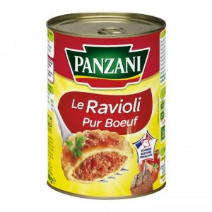 Pure Beef Ravioli Panzani