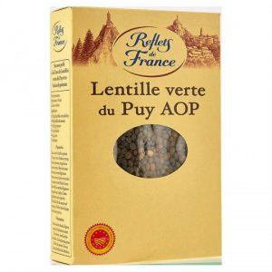 Green Lentils Reflets De France