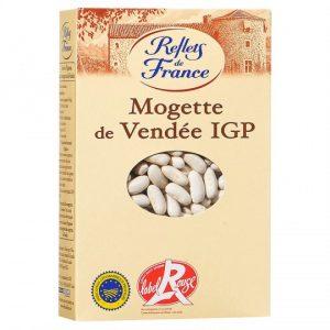 Mogette Beans Label Rouge Reflets De France