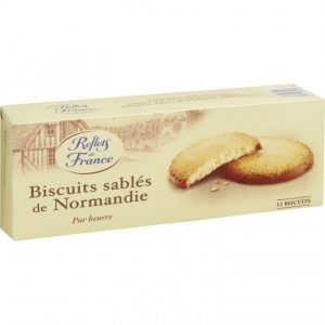 Normandy Shortbread Biscuits Reflets De France