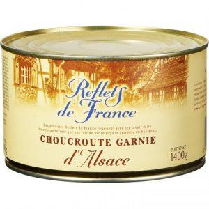 Cooked Sauerkraut Reflets De France