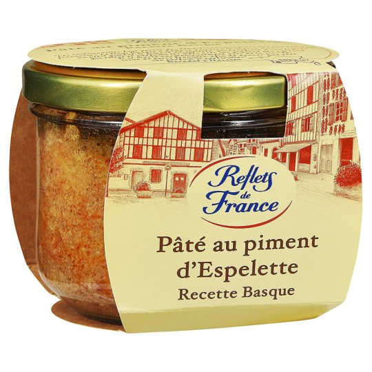 Pâté With Espelette Pepper Reflets De France