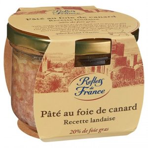Pâté With Duck Liver Reflets De France