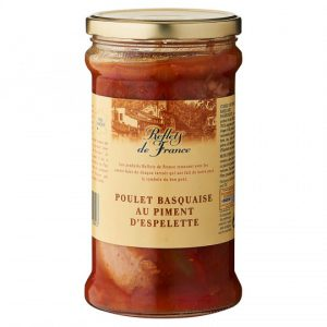 Basquaise Chicken With Espelette Pepper Reflets De France