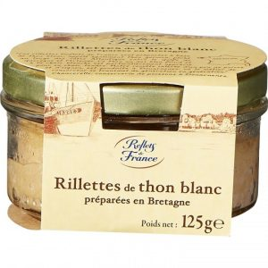 White Tuna Rillettes Reflets De France