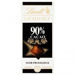 Lindt Dark Chocolate 90%